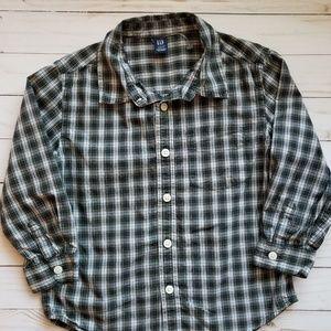 Gap Boys 3T Button down shirt